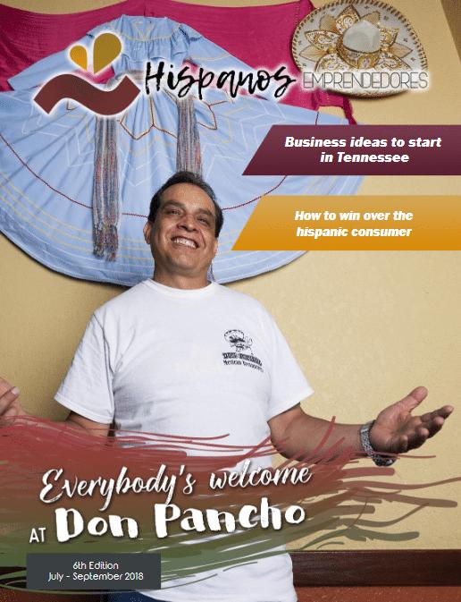 revista hispanos emprendedores sexta edicion