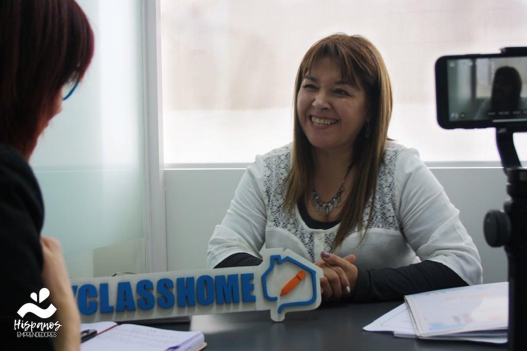 Class Home: una vocacion, más que una empresa. Clases online