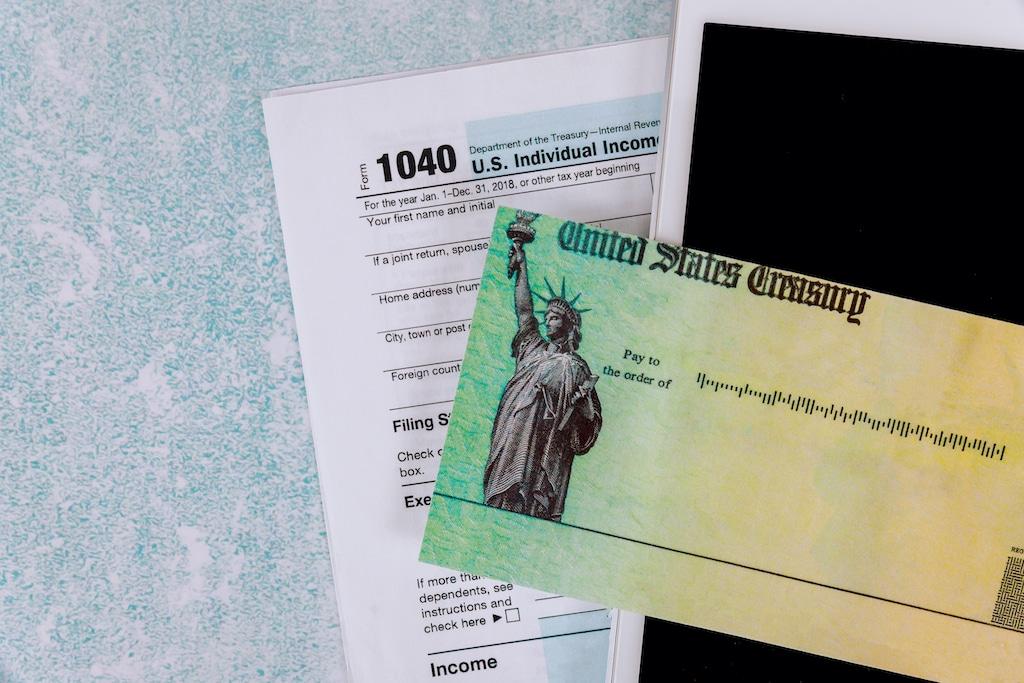 IRS envía el Pago de Impacto Económico por coronavirus
