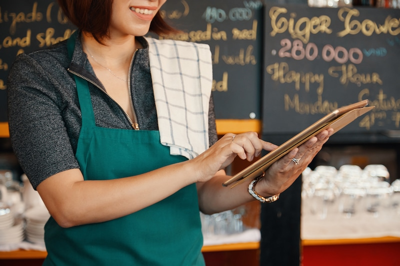 7 acciones para la digitalización de un restaurante