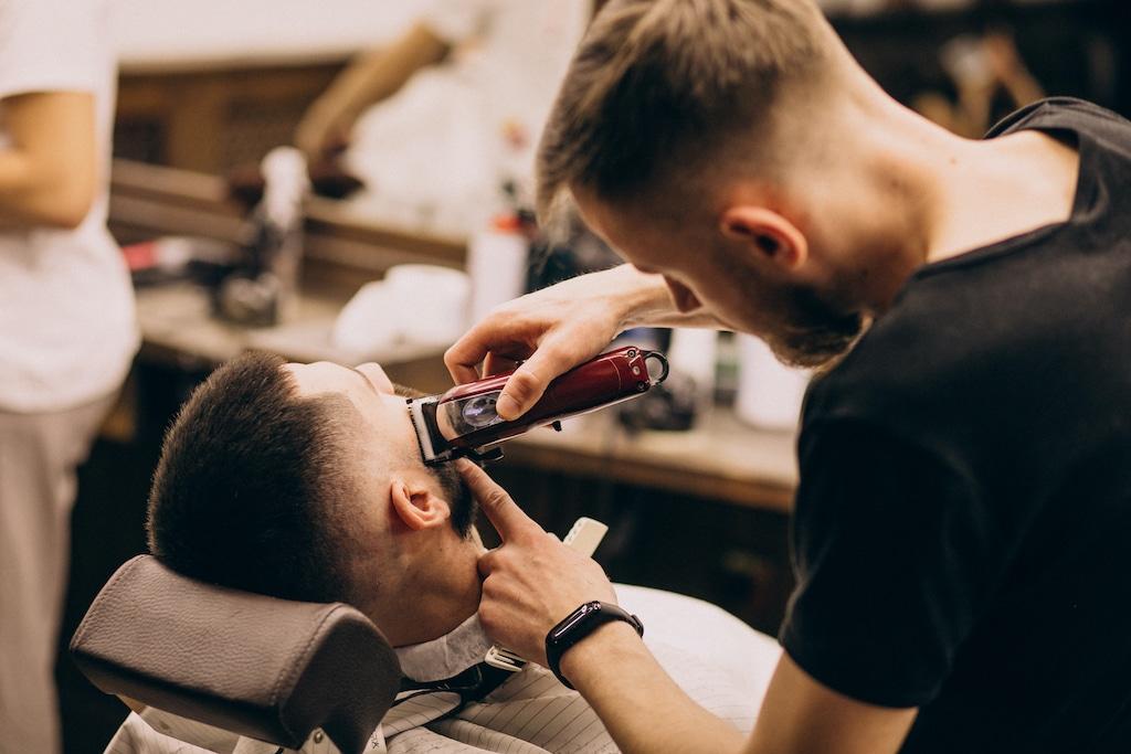 barbero con licencia en Tennessee