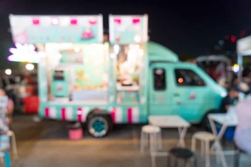Permisos para camiones de comida en Nashville