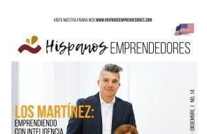 Hispanos Emprendedores revista 14