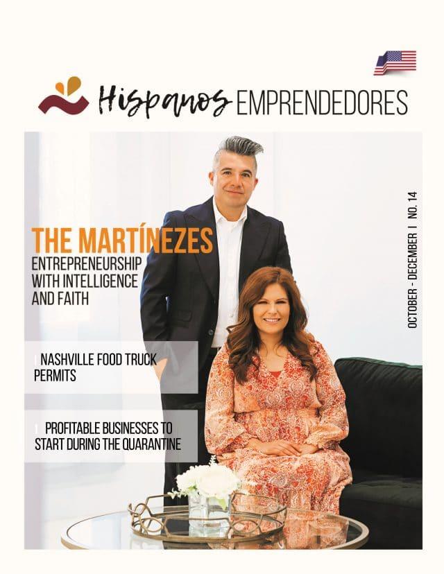 Hispanos Emprendedores Fourteenth Edition