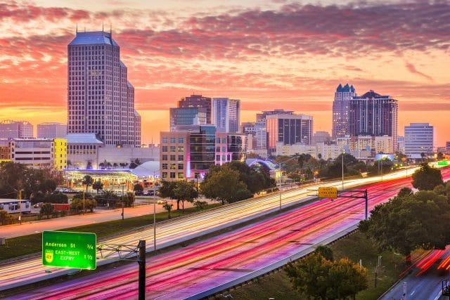 Mejores lugares para iniciar un negocio en Florida