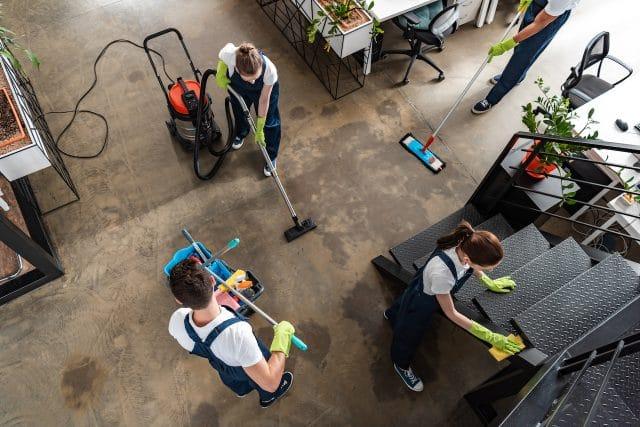 Licencias para abrir un negocio de limpieza