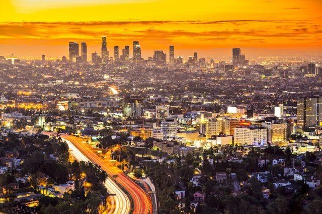 Licencias para abrir un restaurante en Los Ángeles