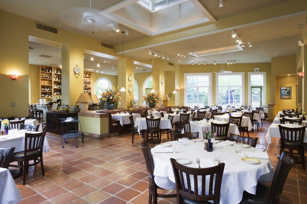 ¿Quien puede usar la ayuda de la SBA a restaurantes?