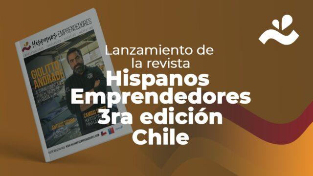 Hispanos Emprendedores lanzó su tercera revista digital en Los Ángeles