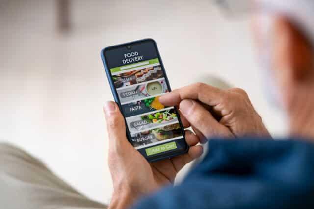 Aplicaciones de delivery en Chile que debes conocer
