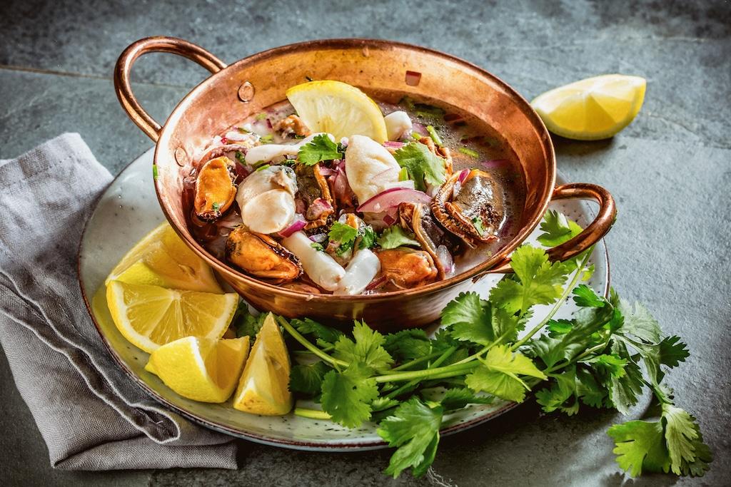 Comida latina más buscada durante la pandemia